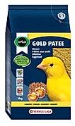 gold patee kanarie geel