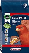 gold patee kanarie rood